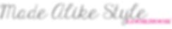 MadeAlikeStyle Logo 2017.png