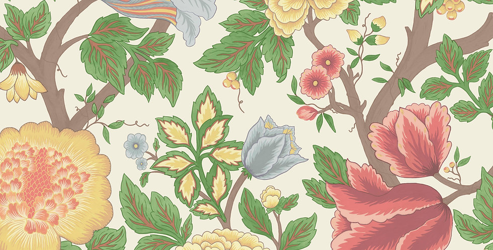 MIDSUMMER BLOOM par Cole & Son
