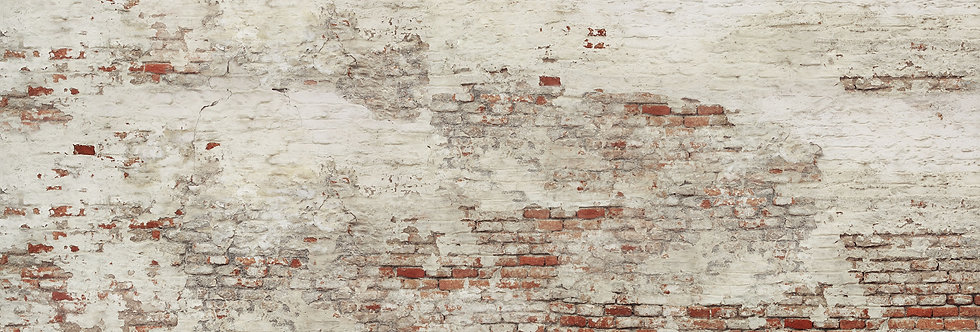 OLD BRICK WALL par Les Dominotiers