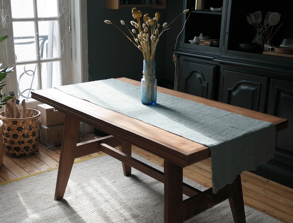 TABLE DE REPAS, René Gabriel - Influences Design XXe