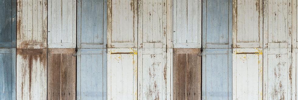 DOORS WALL par Les Dominotiers