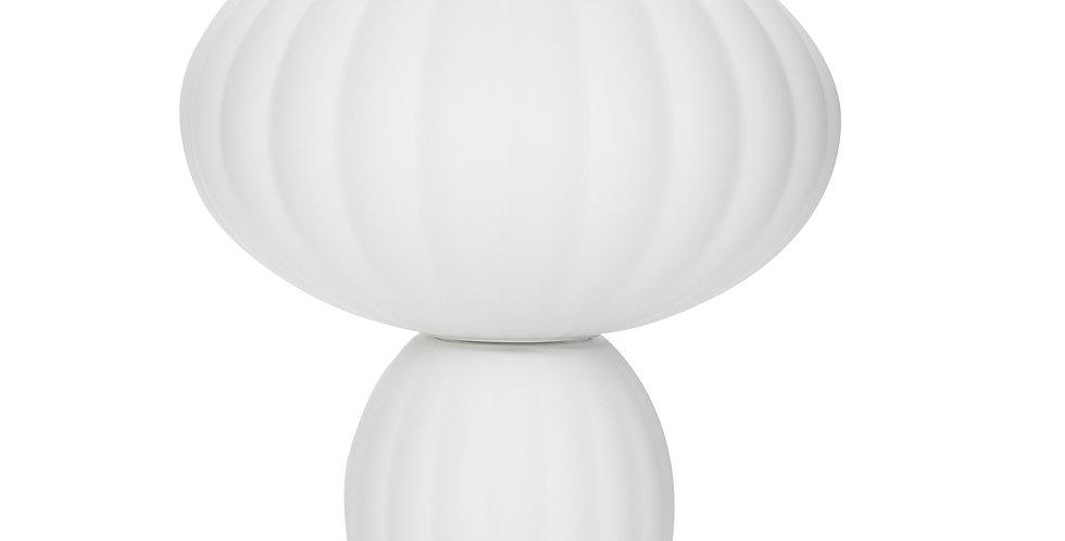 LAMPE A POSER, opaline