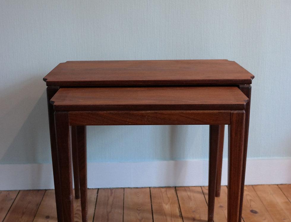 TABLES GIGOGNES, teck- Influences Design XXe