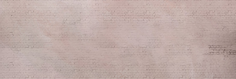 PINK BRICK WALL par Les Dominotiers