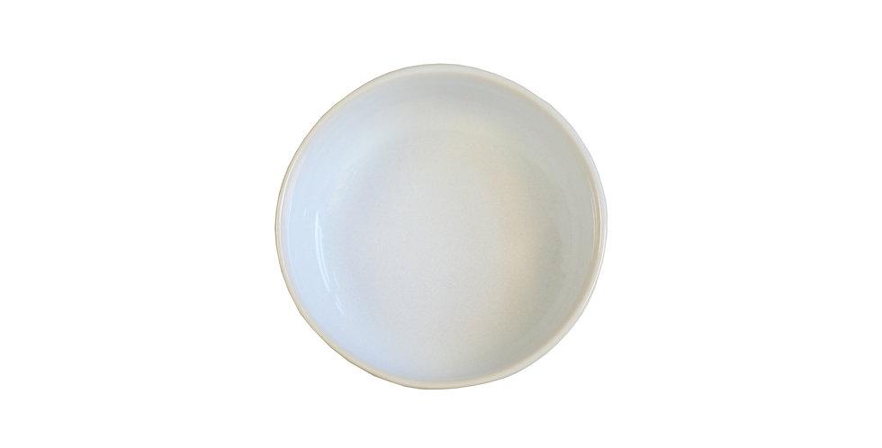 BOL, céramique blanche