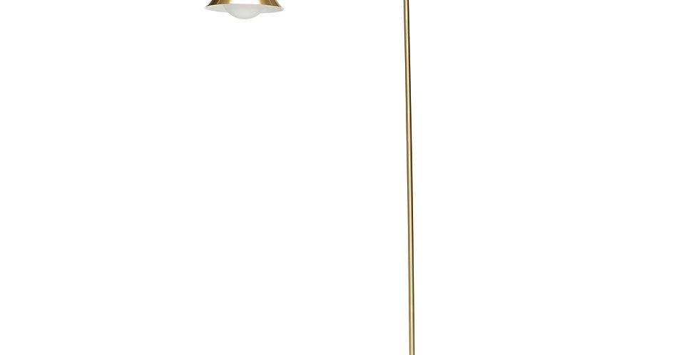 LAMPADAIRE, métal doré