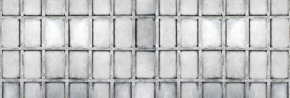 OLD WHITE WOODEN par Les Dominotiers