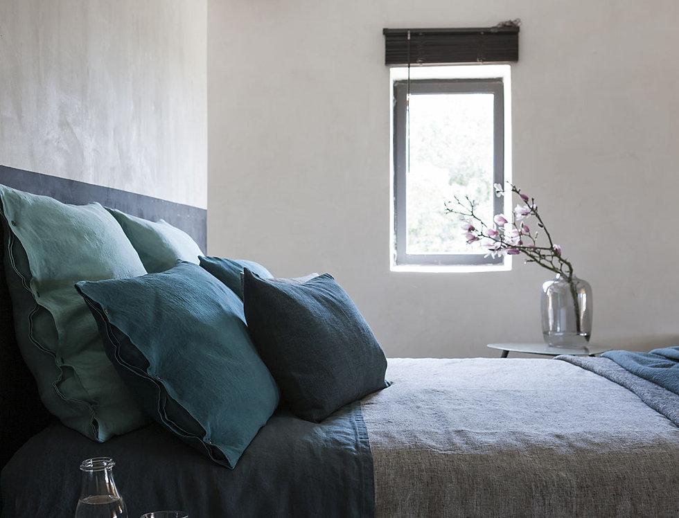 HOUSSE DE COUETTE - Lin lavé, par Lissoy