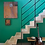 Thumbnail: VERDIGRIS GREEN (W50) par Farrow & Ball