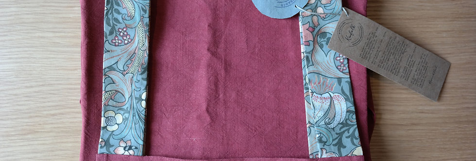 TABLIER JAPONAIS tissu ancien, Kinfolk