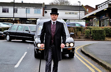 Managing Director & Hearse Driver