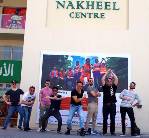 Grooveonkels in Bahrain