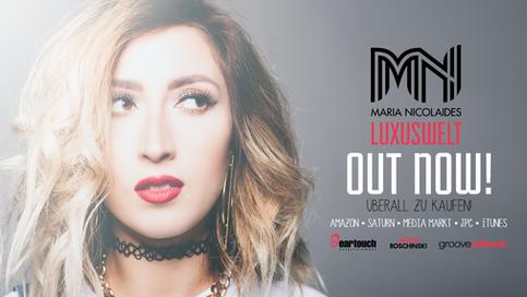 Maria Nicolaides Album Release