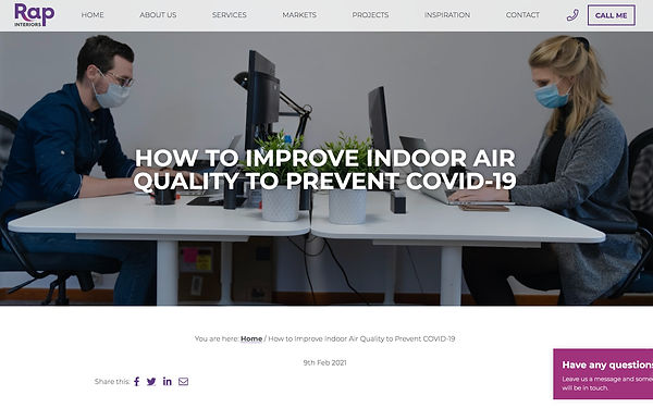 How to Improve Indoor Air Quality Rap In
