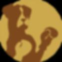 Boxer Circle Logo No Text - Gold.png