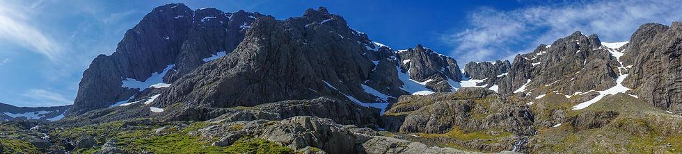 Ben Nevis North Face, Omega Guiding