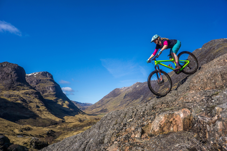 Glen Coe Mountain Biking
