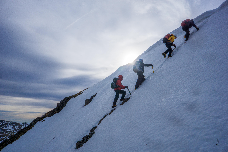 Winter Skills, Aonach Mor