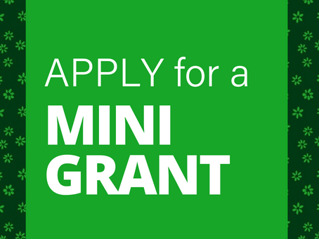 Apply for the GrowNYC Mini Grant 2021