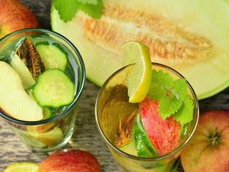 Healthy, Tasty Beverage Ideas