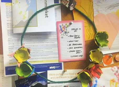 Spring Egg Carton Wreaths