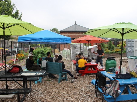 Tips for Creating Outdoor Classrooms