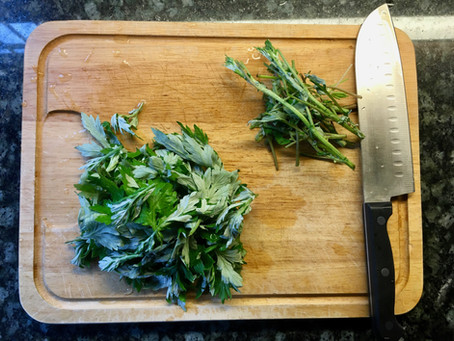 Eat your Weeds: Mugwort Edition