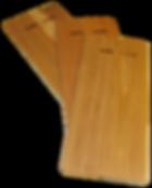 Blended planks
