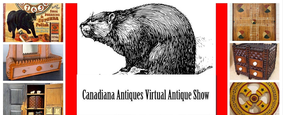 Canadiana Antiques Virtual Antique Show