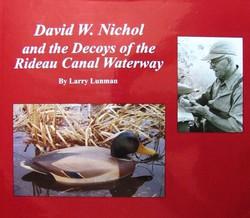 DAVID W. NICHOL & DECOYS OF RIDEAU..