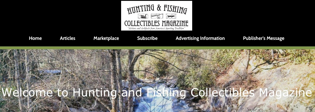 HUNTING & FISHING MAGAZINE