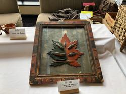 Souvenir Maple Leaf in Contest