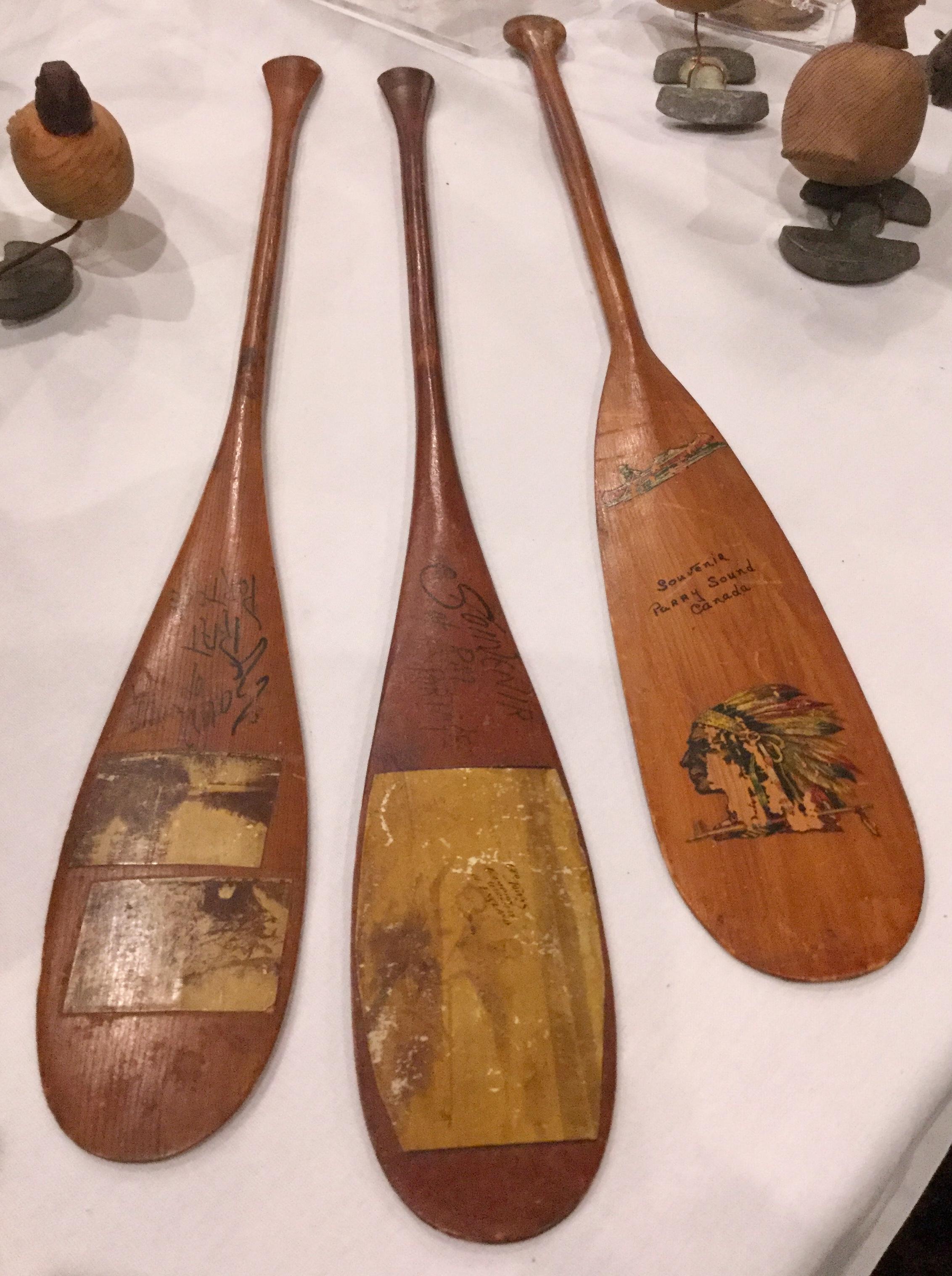 Souvenir Paddles