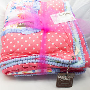 Matilda Jane Clothing Blanket
