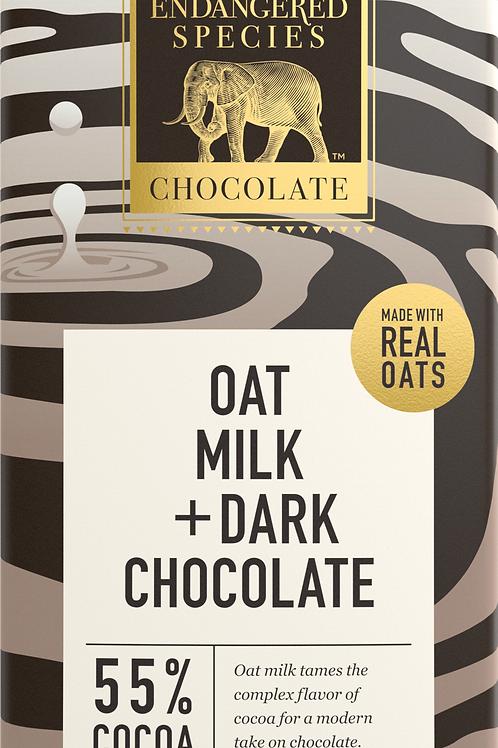 Oat Milk Dark Chocolate Bar
