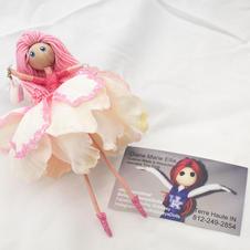 Pink Betsy Bobbseys doll