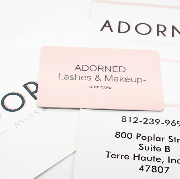 Adorned Gift Certificate