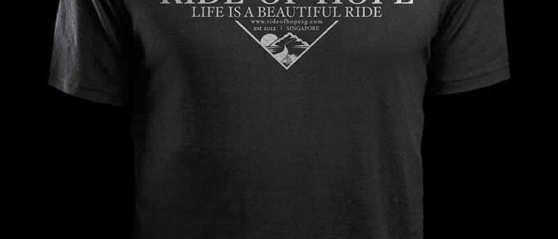 T-Shirt - Ride of Hope 2021 (A)