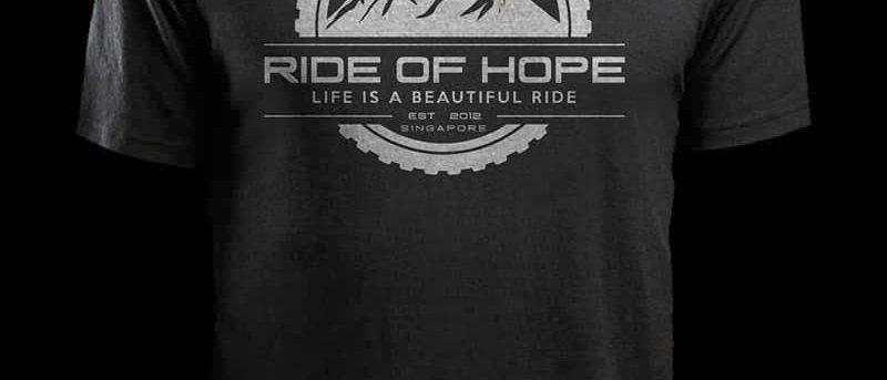 T-Shirt - Ride of Hope 2021 (E)