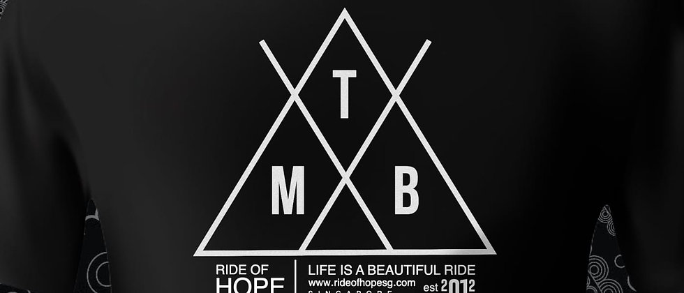 T-Shirt - Ride of Hope (C) MTB