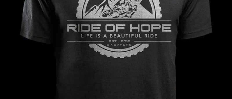 T-Shirt - Ride of Hope 2021 (C)