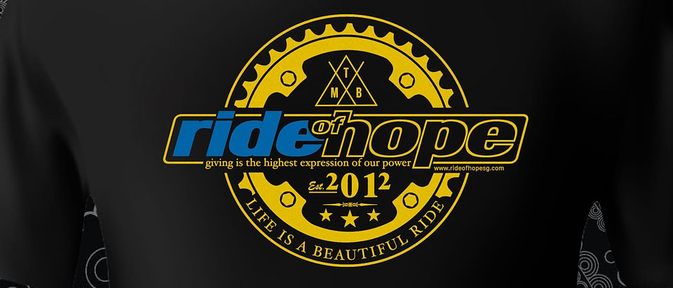 T-Shirt - Ride of Hope (A)