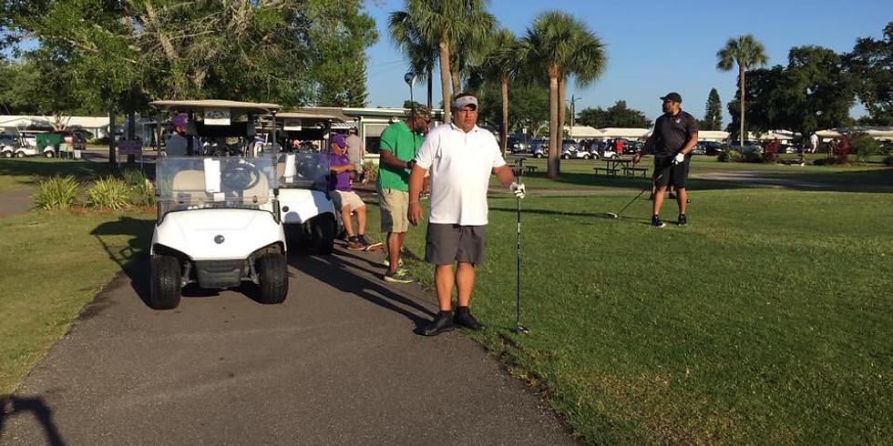 3rd Annual End 22 Golf Tournament.