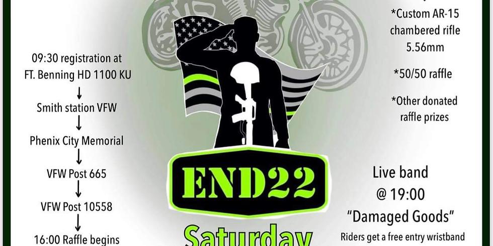 VFW 10558/End 22 Memorial Poker Run