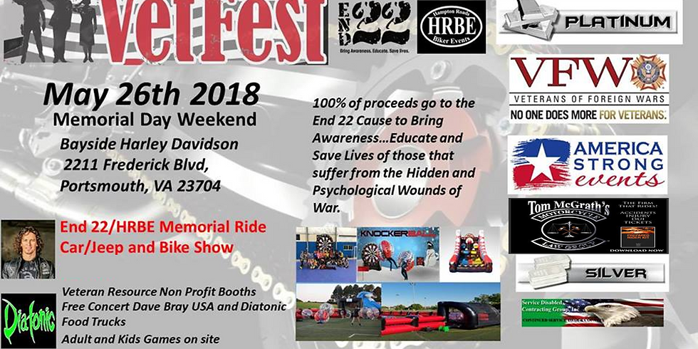 Hampton Roads Vet Fest