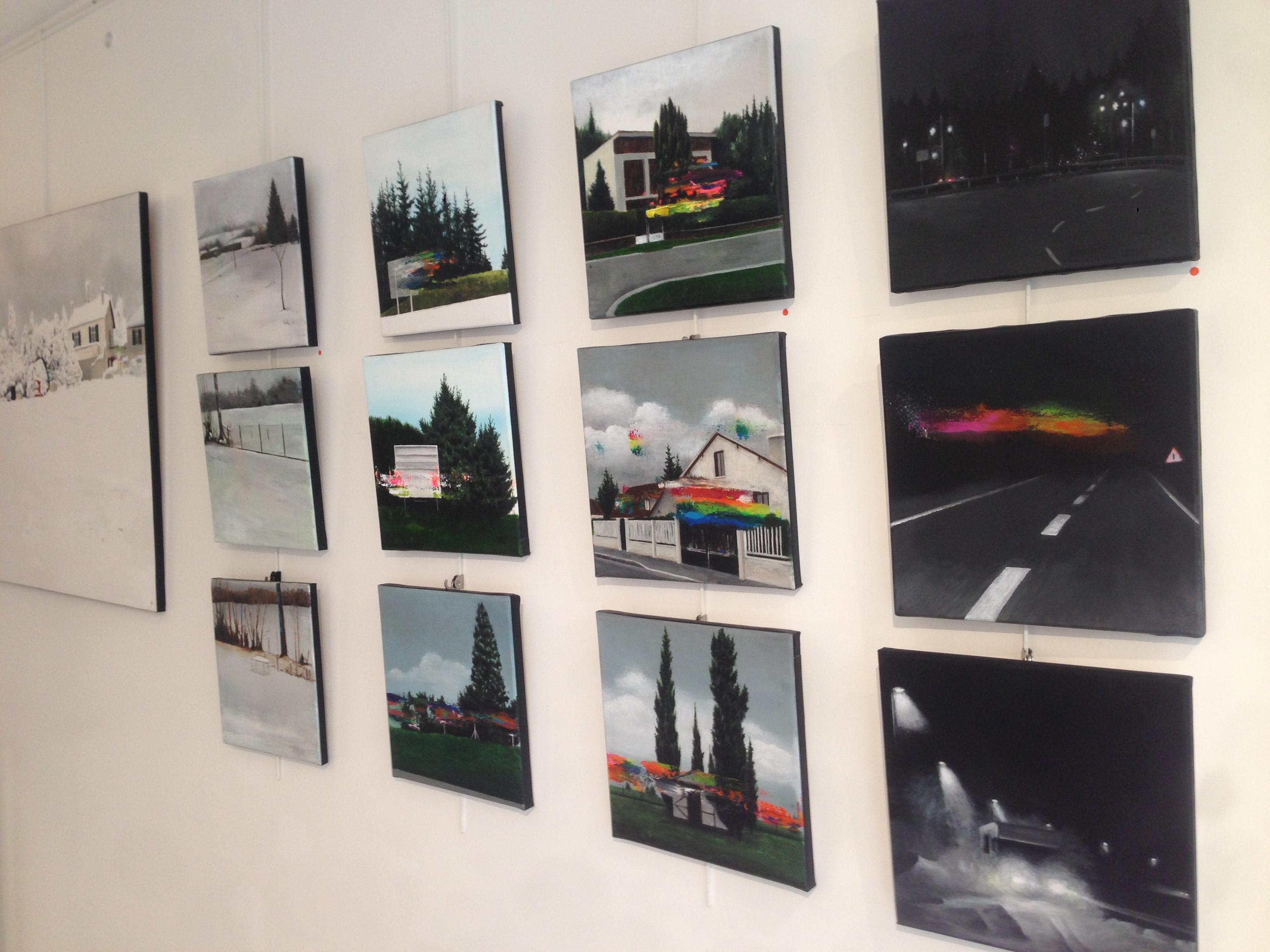"""exposition """"Riverains"""", juin 2017"""