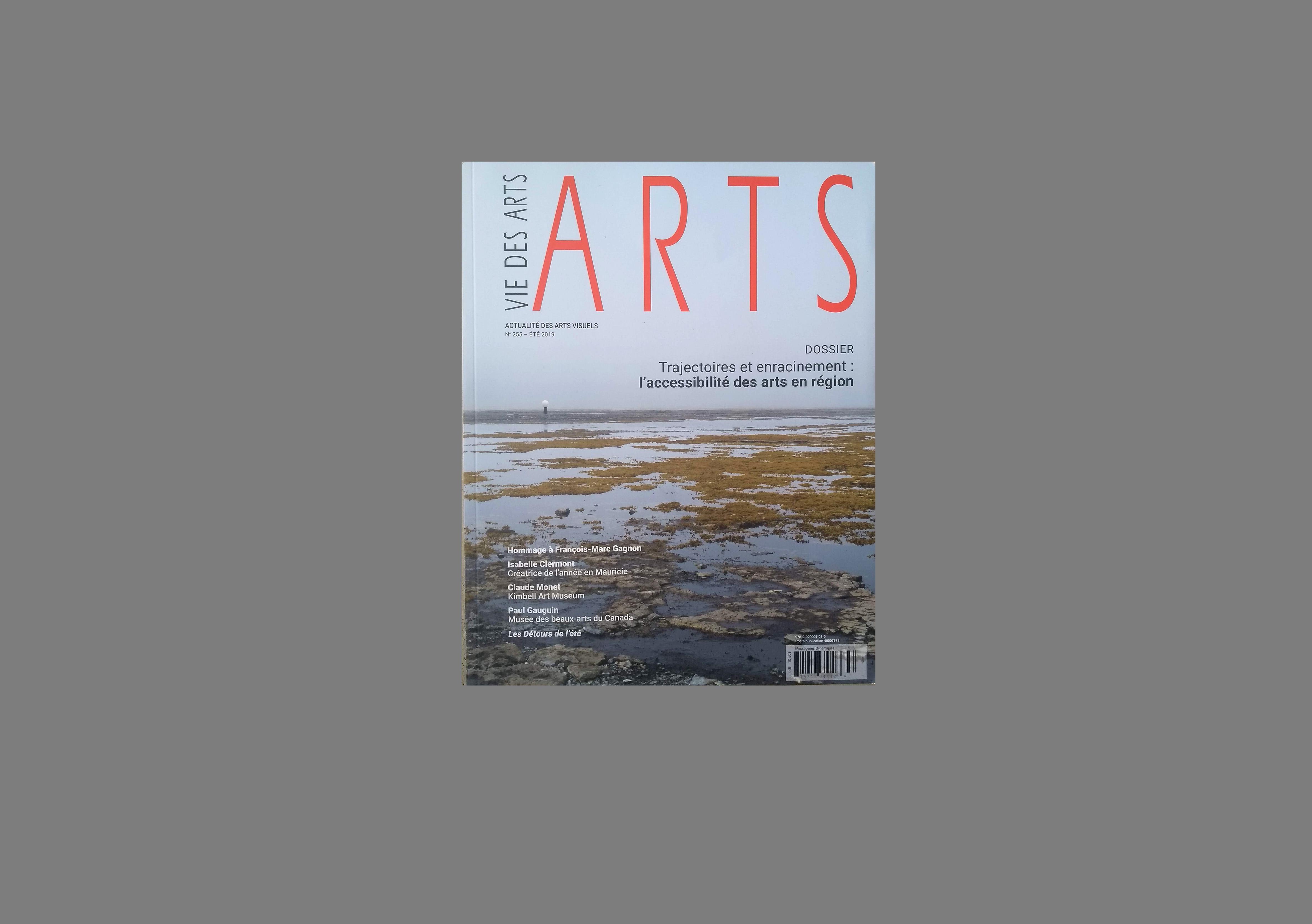 Vie des Arts 2019