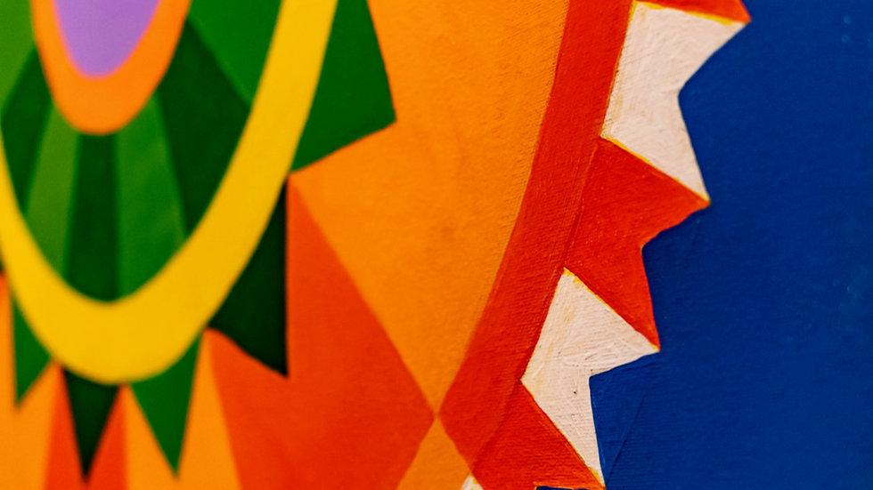 Mandala 4 | Fernando Aquino