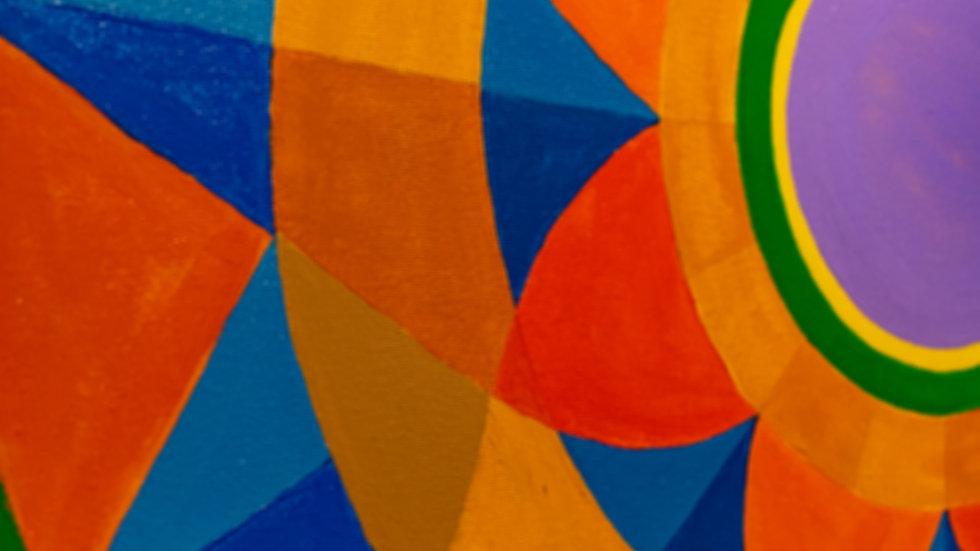 Mandala 3| Fernando Aquino