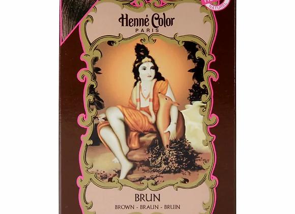 Henne Color Henna Powder Hair Colour Brown 100g